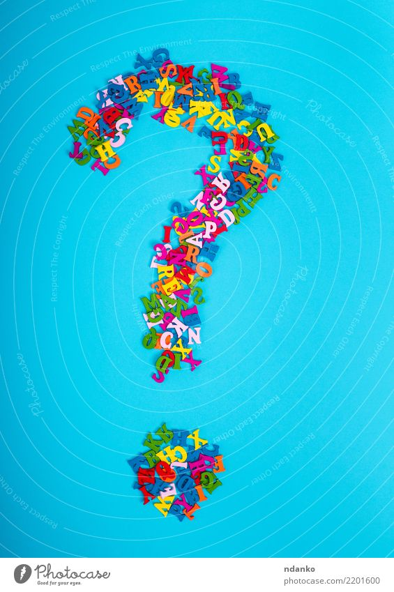 question mark Education Business Wood Blue Yellow Green Pink Red Idea Irritation Ask Mark quiz background Symbols and metaphors sign Problem Conceptual design