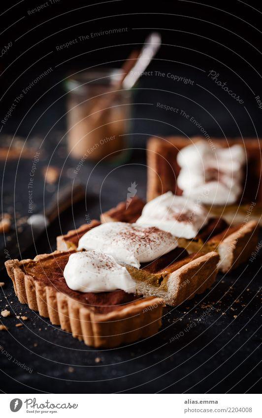 Pumpkin pie - Pumpkin Pie Pumpkin time tart Cake Autumn Cream Healthy Eating Dish Food photograph Short-crust pastry Baked goods Baking Hallowe'en Thanksgiving