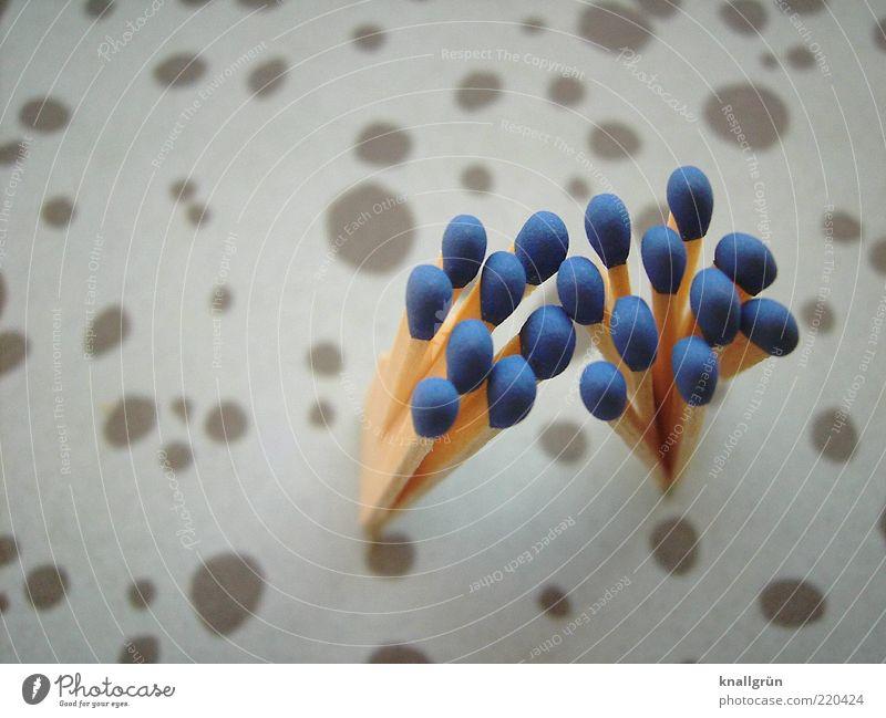 Blue Match Object photography