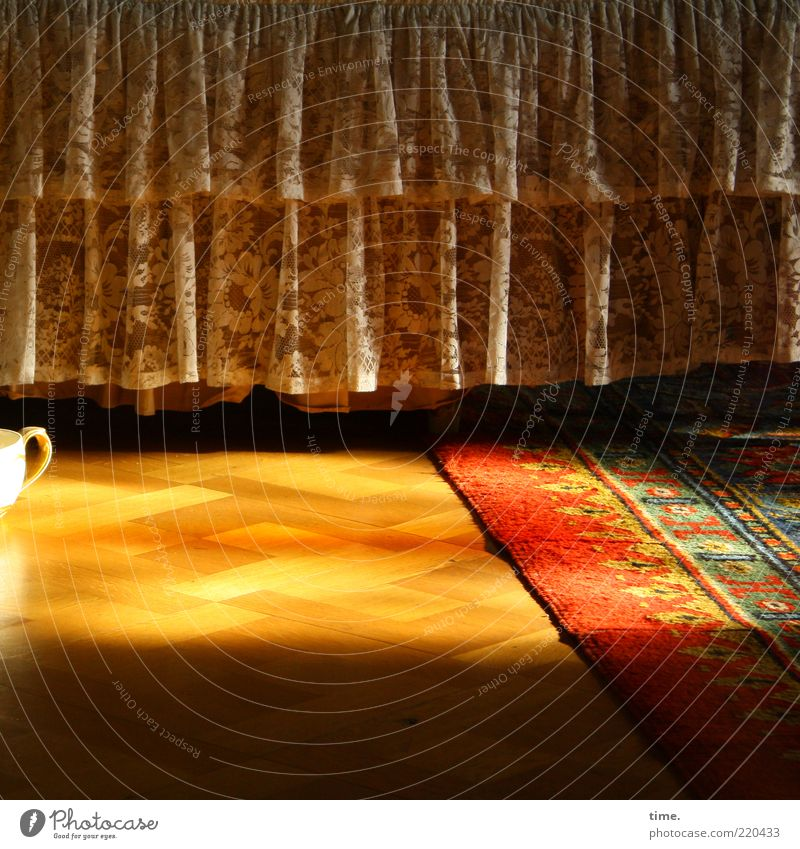 Old Sun Glittering Corner Bed Floor covering Living or residing Cloth Wrinkles Historic Carpet Nature Bedclothes Wooden floor Folds Sanitary facilities