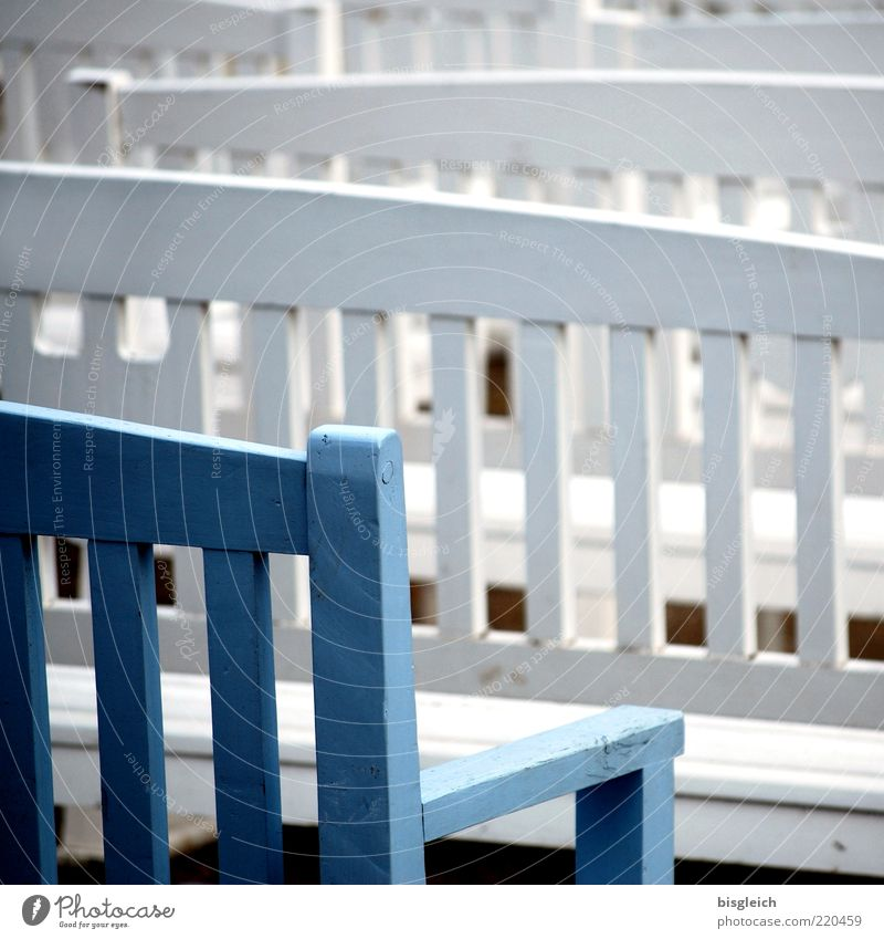 White Blue Calm Loneliness Cold Wood Germany Free Europe Bench Transience Many Seating Backrest Mecklenburg-Western Pomerania End of the season