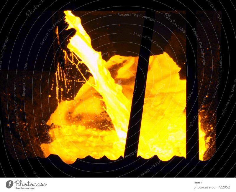 liquid steel Steel Steel factory Hot Fluid Incandescent Industry racking