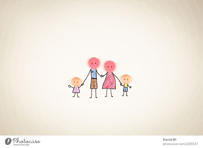 Child Woman Human being Man Hand Girl Adults Life Healthy Love Feminine Family & Relations Boy (child) Art Happy Together
