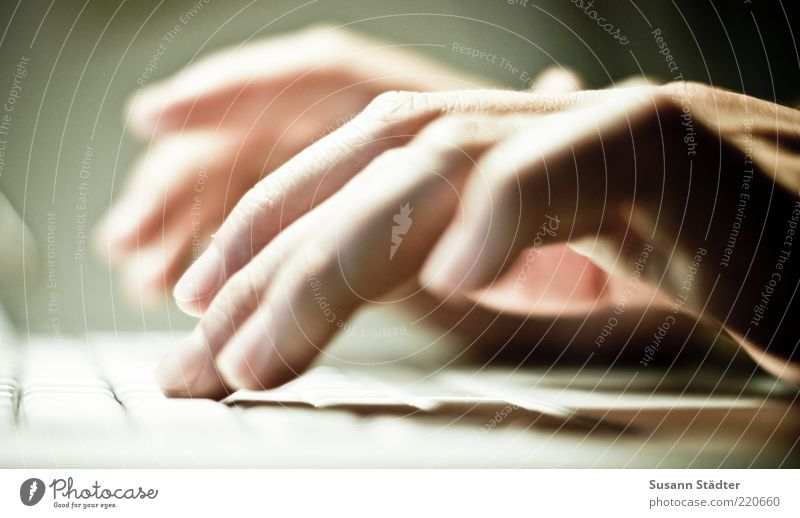 Hand Information Technology Computer Fingers Internet Write Keyboard Notebook Computer network Human being Email Digital Fingernail Interlaced Control device Online