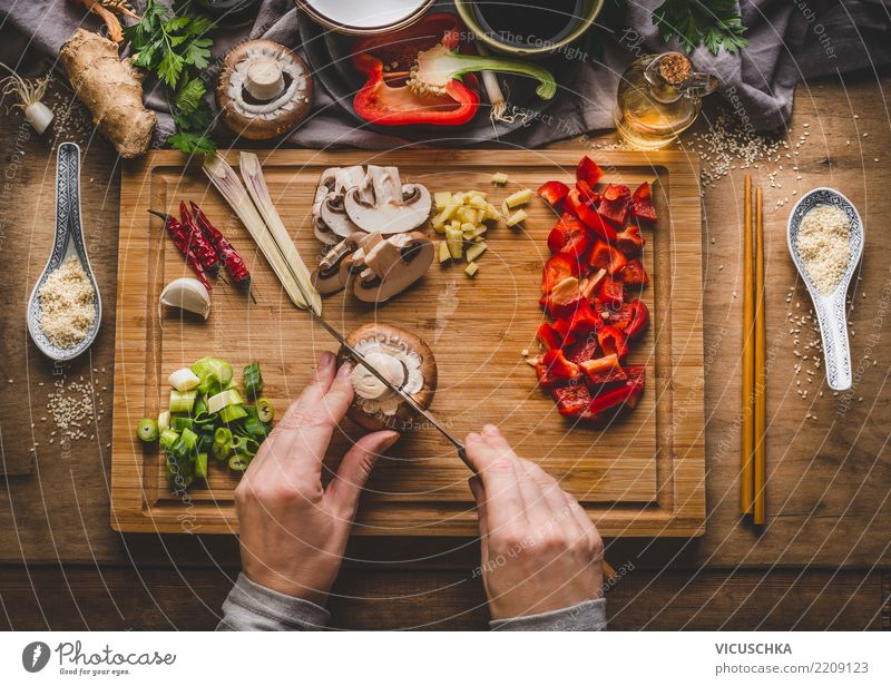Healthy Eating Hand Food photograph Style Design Nutrition Table Herbs and spices Kitchen Vegetable Restaurant Crockery Bowl Dinner Knives