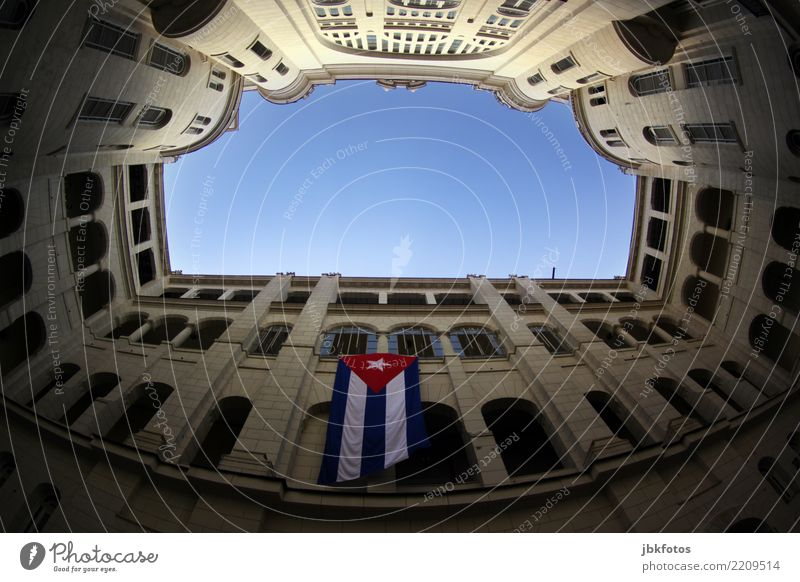 happy new year Havana Cuba Americas Capital city Port City Palace Esthetic Historic Revolution Colour photo Exterior shot Deserted Copy Space top