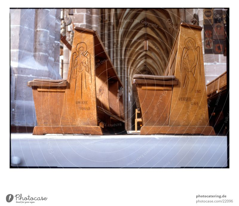 Religion and faith Angel Bench Services Prayer God Deities Sin Guilty