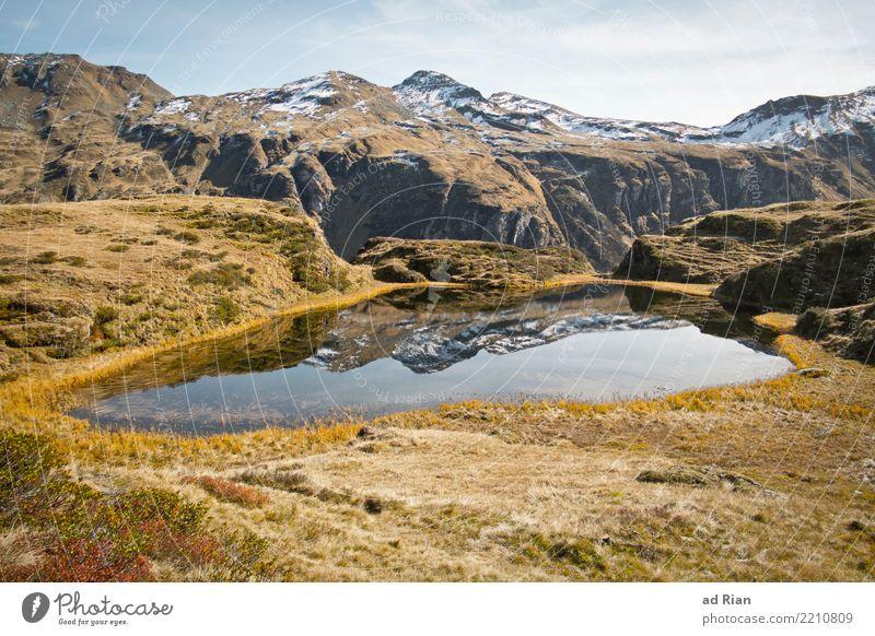 Sky Nature Vacation & Travel Plant Landscape Animal Mountain Environment Autumn Grass Tourism Freedom Lake Rock Trip Hiking
