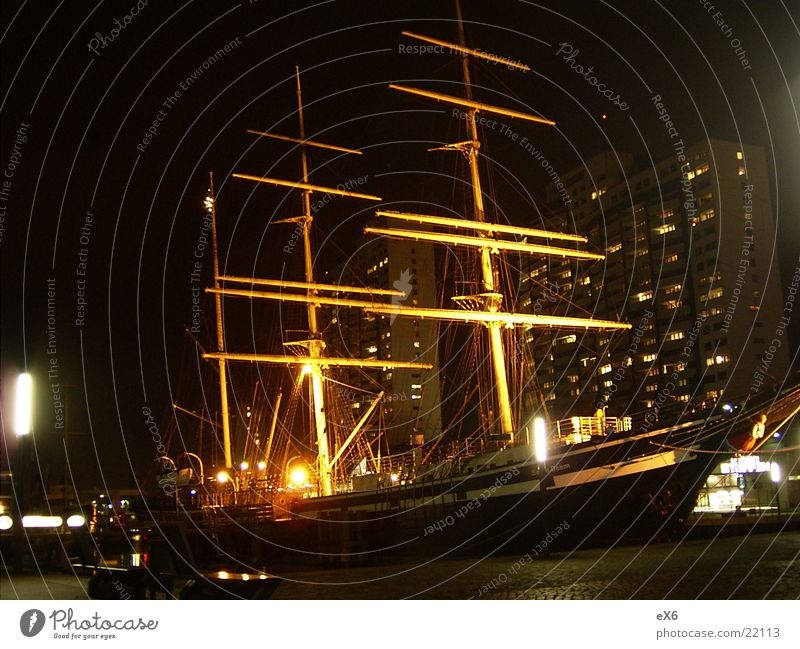 Watercraft Historic Sail Sailing ship Bremen Bremerhaven