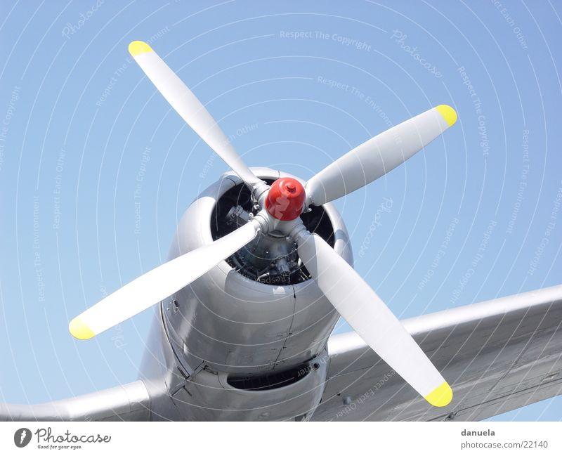 propeller German Technology Museum Propeller Airplane Summer Europe Sinsheim Flying