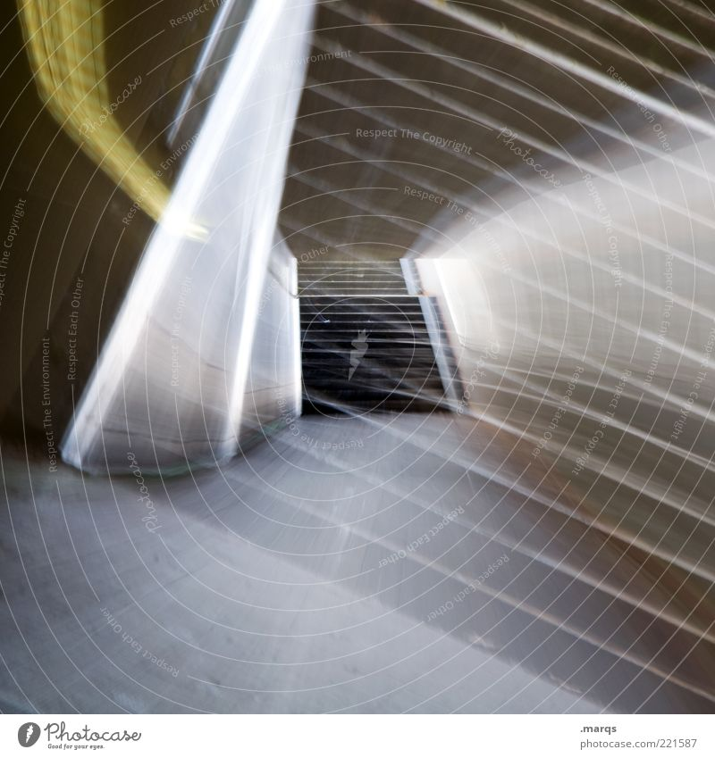 Dark Style Lanes & trails Lighting Crazy Lifestyle Stairs Future Illuminate Tunnel Surrealism Abstract Underground Motion blur Underpass