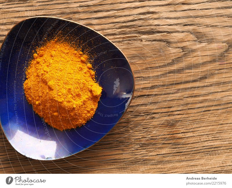 turmeric Herbs and spices Organic produce Nature Delicious Yellow Asian colourful concept condiment cooking country Curcuma Curry powder east food fresh health