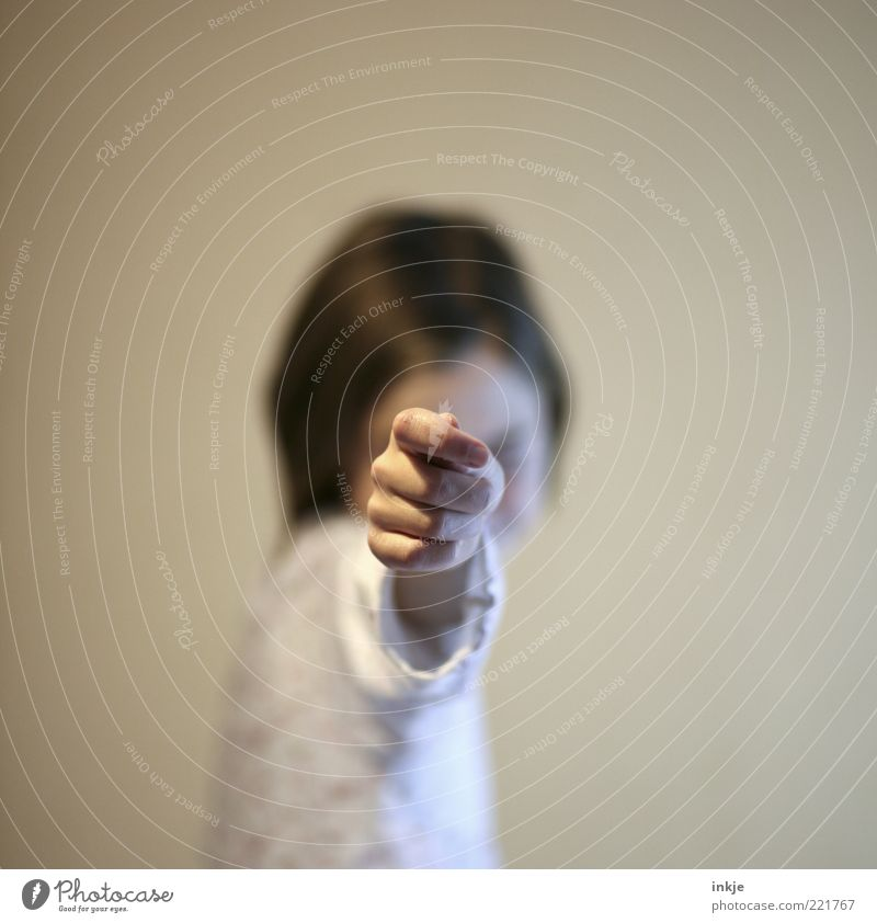 Hand Girl Playing Infancy Cool (slang) Threat Child Brash Fight Gesture Aim Accuracy Children's game Rebellious Resolve Challenging