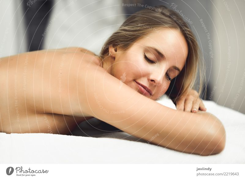 Massage middle age women