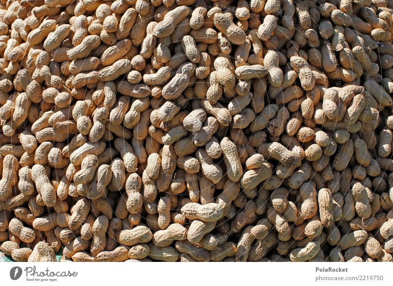 #A# Nuts Food Nutrition Esthetic Peanut Many Delicious Market day Selection Surplus Colour photo Multicoloured Exterior shot Experimental Abstract Deserted