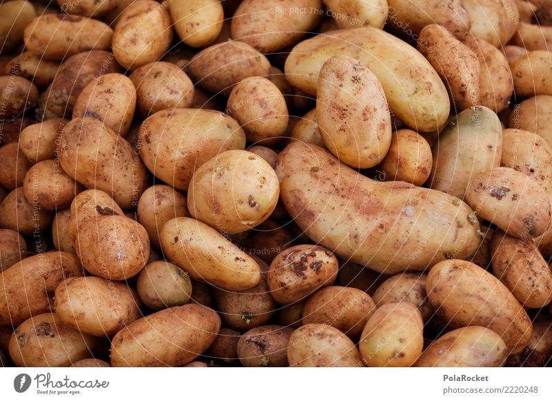 #A# Potatoes Food Nutrition Esthetic Many Potato starch Potato peel Potato harvest Earth Colour photo Multicoloured Exterior shot Detail Pattern Deserted
