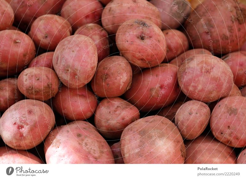 #A# Red potatoes Food Nutrition Esthetic Potatoes Potato harvest Many Potato starch Potato peel Earth Markets Fresh Colour photo Multicoloured Exterior shot