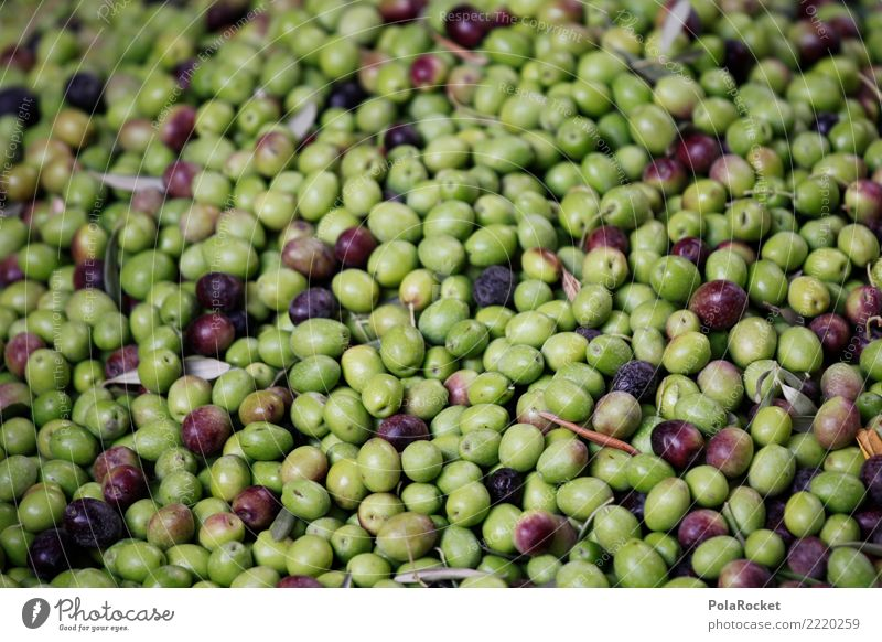 #A# Olives Art Esthetic Olive oil Olive harvest Green Organic produce Ecological Colour photo Multicoloured Interior shot Close-up Detail Experimental Abstract