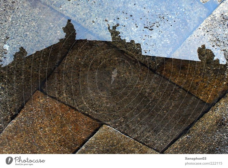 Sky Rain Architecture Wet Facade Perspective Roof Transience Castle Damp Sculpture Puddle Paving stone Rectangle Baroque