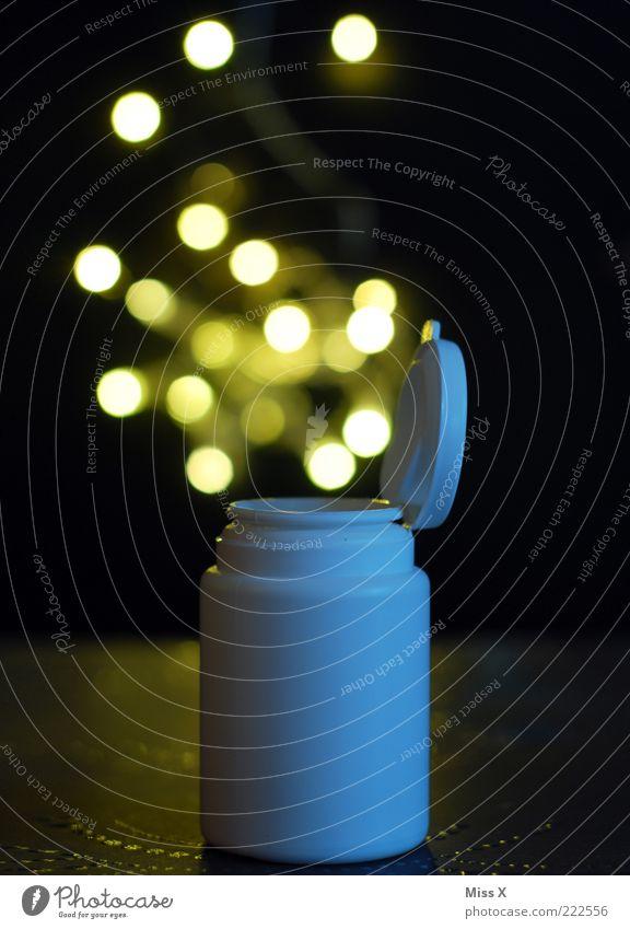 Healthy Bright Flying Health care Open Illuminate Point Medication Intoxicant Intoxication Addiction Tin Pill Undo Lighting effect Drug addiction