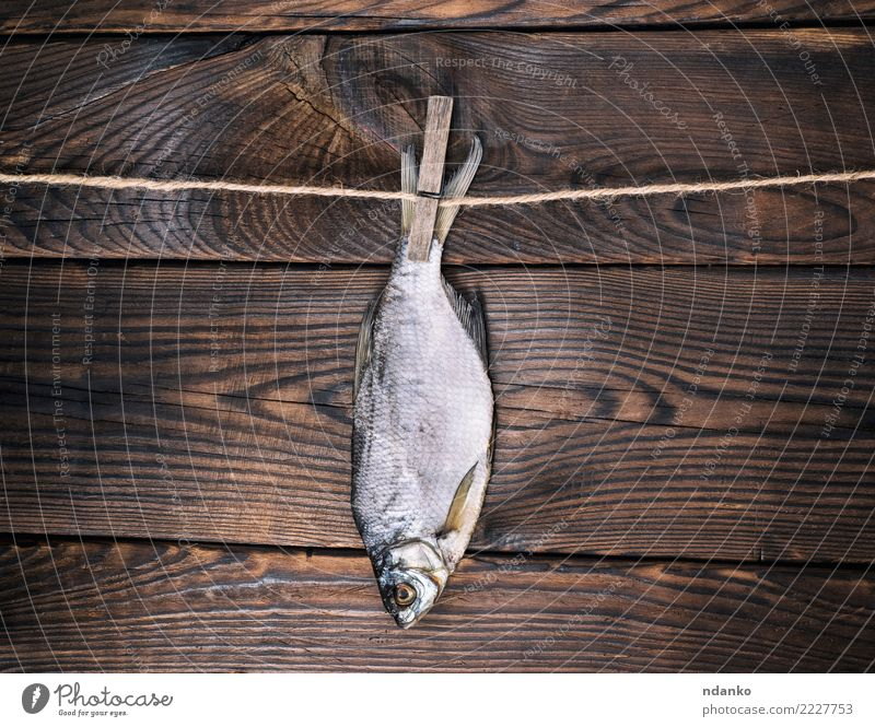 Five dried salted fish ram a royalty free stock photo for Dried salted fish