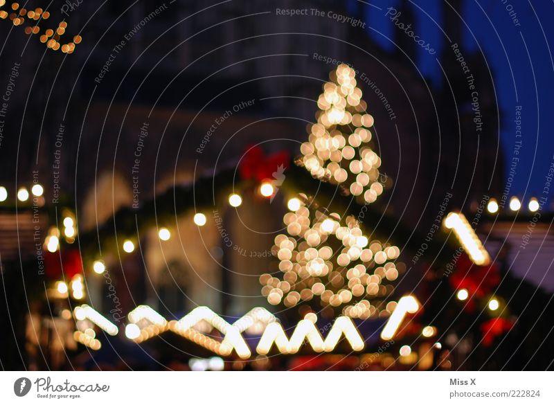 Christmas & Advent Bright Glittering Places Church Christmas tree Illuminate Markets Christmas Fair Ulm Market stall