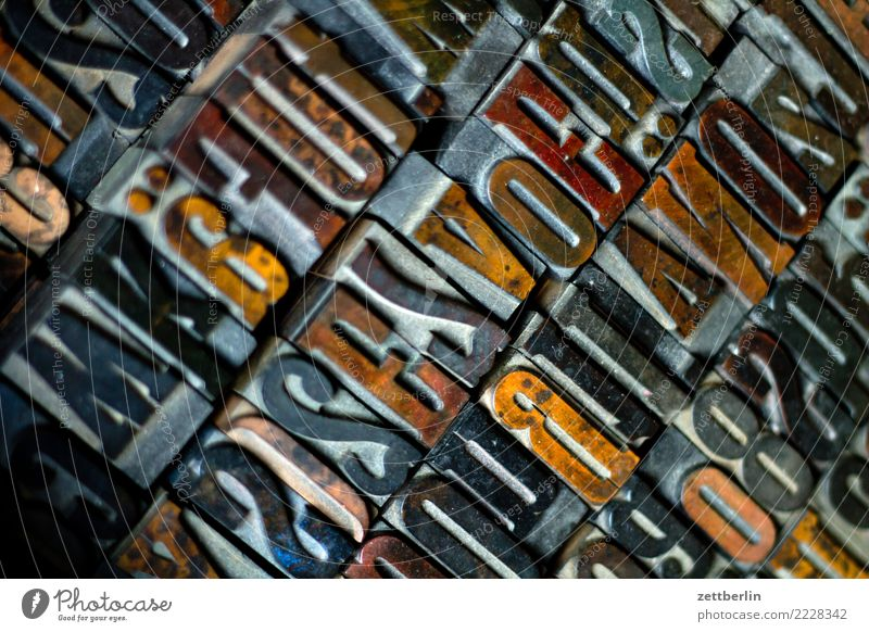letters Letters (alphabet) Detail Typography Information Advertising Text Write Typesetter Characters Composing room wooden letters woodzlettern Latin alphabet