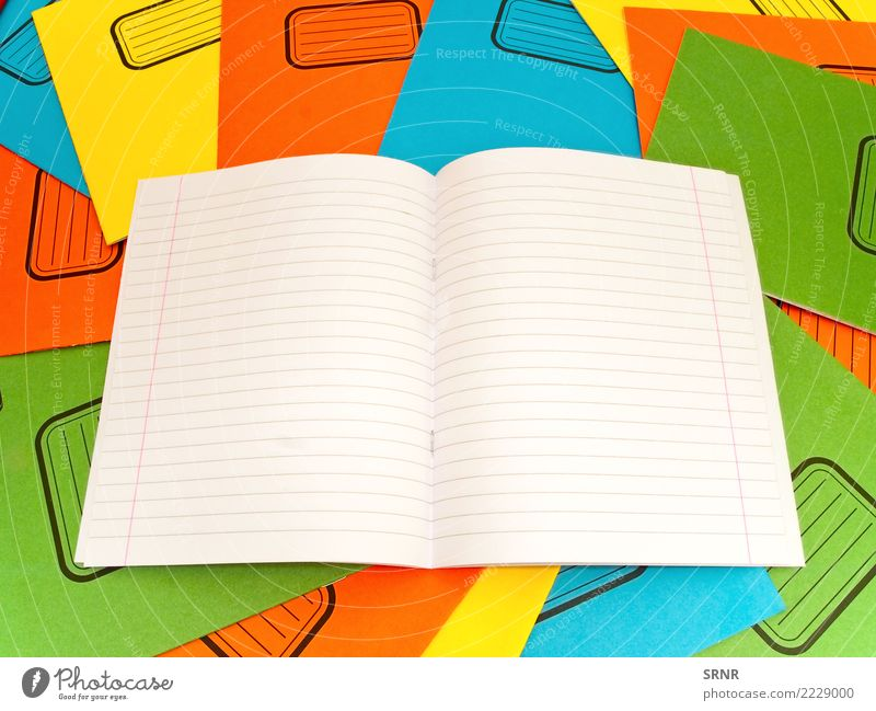 Notebooks School Academic studies Office Paper Line Clean Blank Diary education empty Practice Lined lines List Communication note notebook Notice Open page