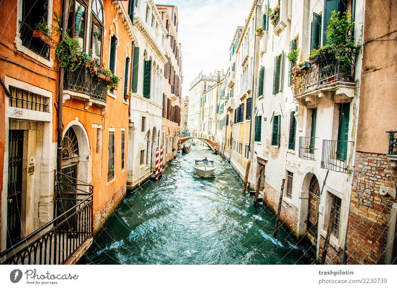 Venice Vacation & Travel Tourism Trip Adventure Far-off places Freedom Sightseeing City trip Cruise Italy Europe Town Port City House (Residential Structure)