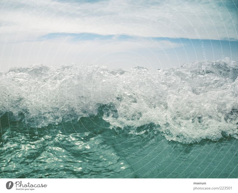 Sky Nature Water Ocean Cold Waves Wet Energy Fresh Wild Pure Clean Elements Surf Environmental protection Quality