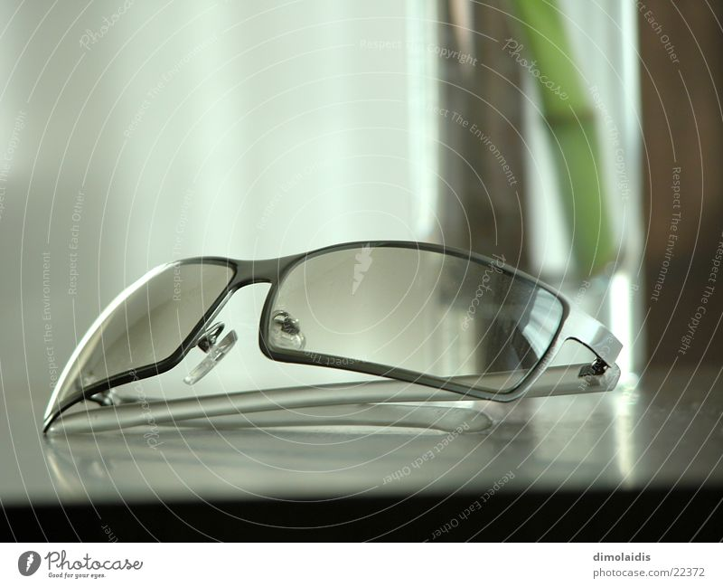 Glass Table Eyeglasses Living or residing Hanger
