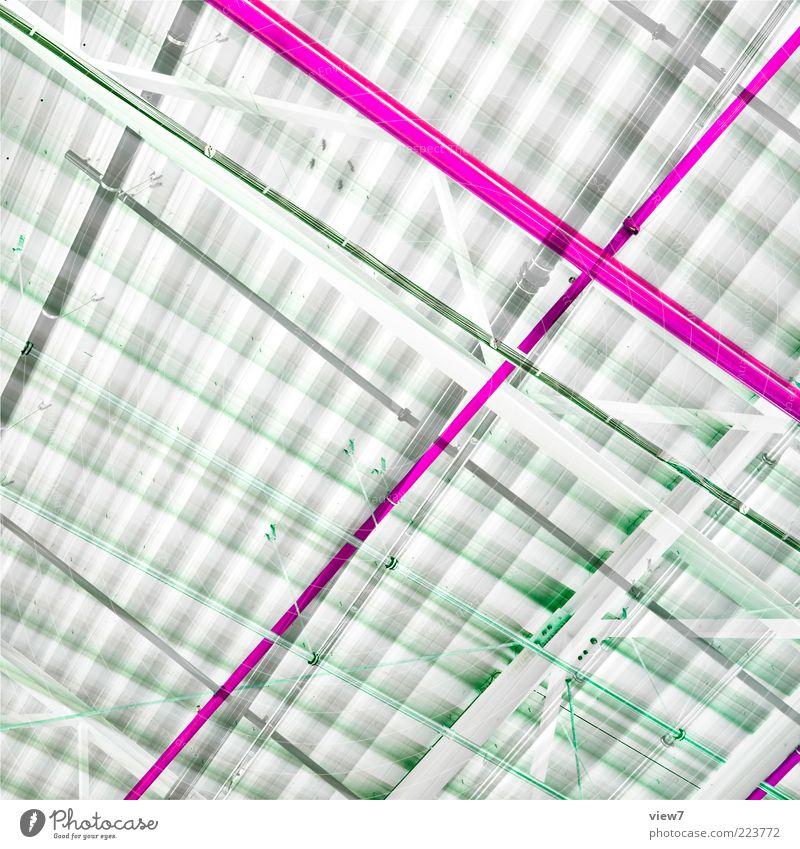 graphix Metal Sign Line Stripe Esthetic Thin Simple Elegant Modern Pink Bizarre Chaos Design Mysterious Idea Complex Arrangement Pure Beautiful Surrealism