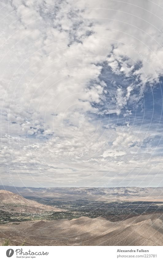 Sky Nature Clouds Far-off places Mountain Landscape Environment Sand Earth Weather Esthetic Climate Wild Elements Hill