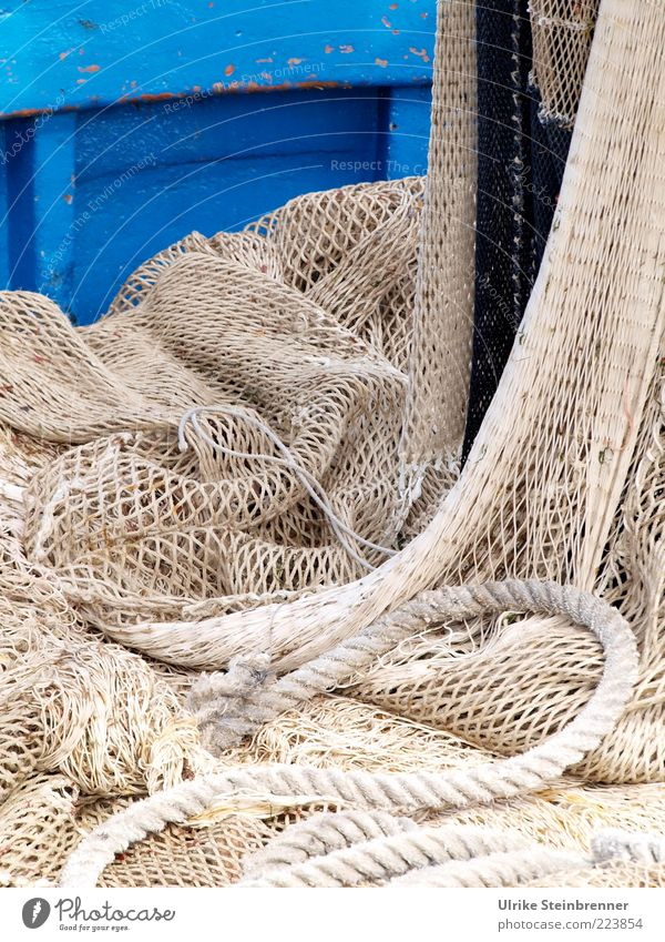 Calm Work and employment Watercraft Rope Lie Network Firm Hollow Navigation Hang Tradition Catching net Knot Dry Fishery
