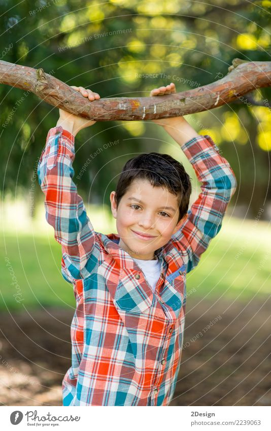 portrait of a casual teen boy, outdoors Lifestyle Joy Happy Face Playing Garden Child Schoolchild Human being Toddler Boy (child) Man Adults Infancy Nature