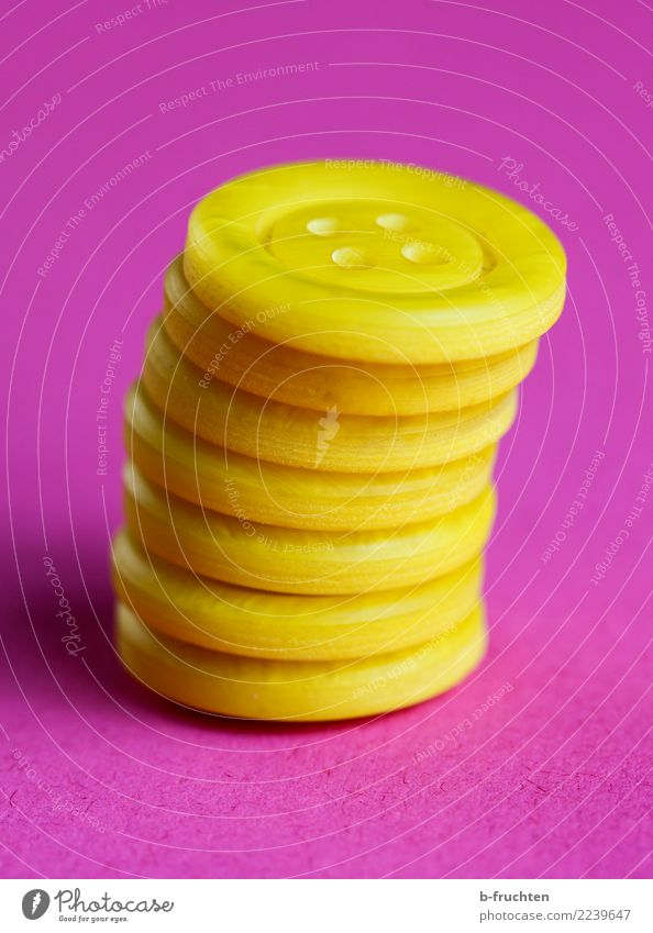 buttons Plastic Cool (slang) Success Yellow Pink Accuracy Contentment Attachment Buttons Tower Tilt Safety Stack Consecutively Stability accessories