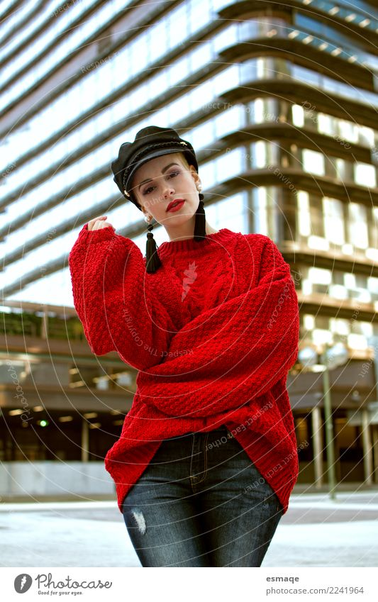 lifestyle woman Lifestyle Luxury Elegant Feminine Small Town Balcony Fashion Clothing Accessory Jewellery Hat Authentic Happiness Red Uniqueness Happy Calm