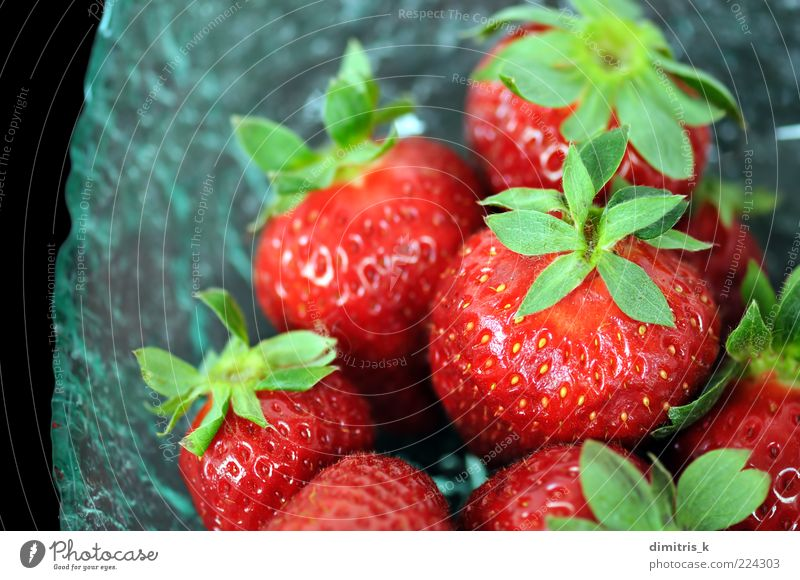 strawberries Nature Red Colour Leaf Black Healthy Background picture Fruit Natural Food Fresh Nutrition Delicious Berries Juicy Strawberry