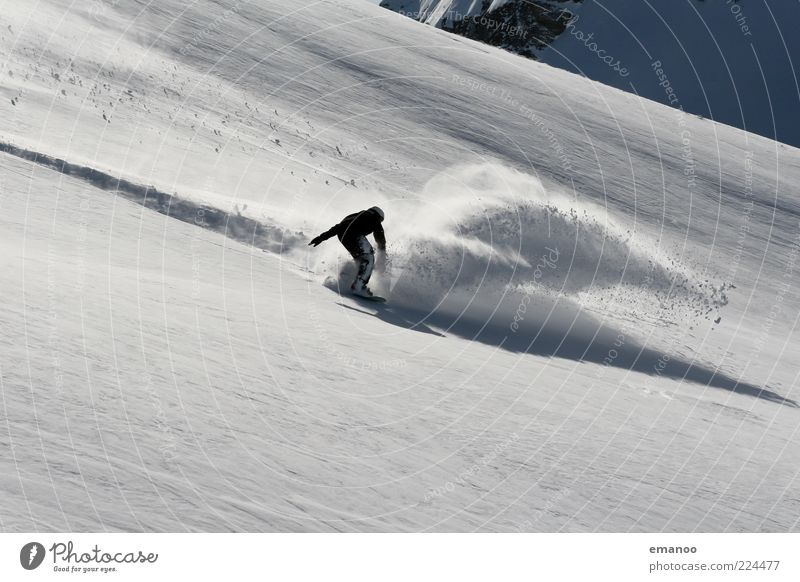 Human being Nature Youth (Young adults) Young man Landscape Joy Winter 18 - 30 years Mountain Adults Snow Style Sports Lifestyle Freedom Leisure and hobbies