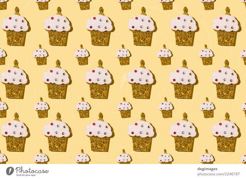 Muffin repeated pattern Art Happy Feasts & Celebrations Pink Design Decoration Birthday Cute Delicious Dessert Wallpaper Repeating Consistency Guest Cupcake