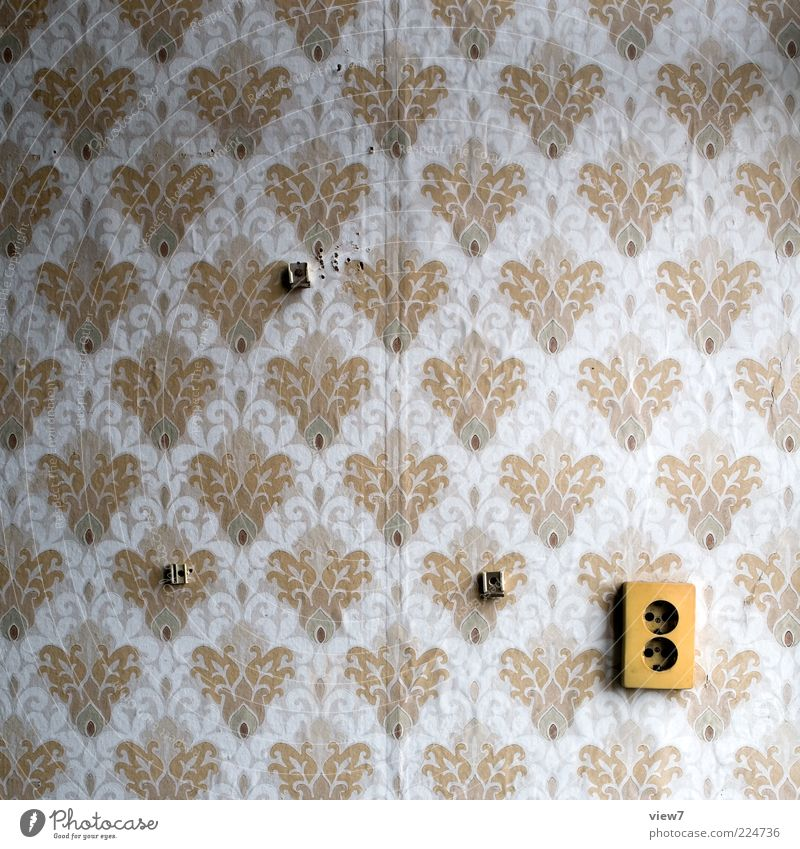 Old Brown Room Dirty Design Esthetic Happiness Interior design Retro Simple Decoration Transience Sign Friendliness Wallpaper Decline