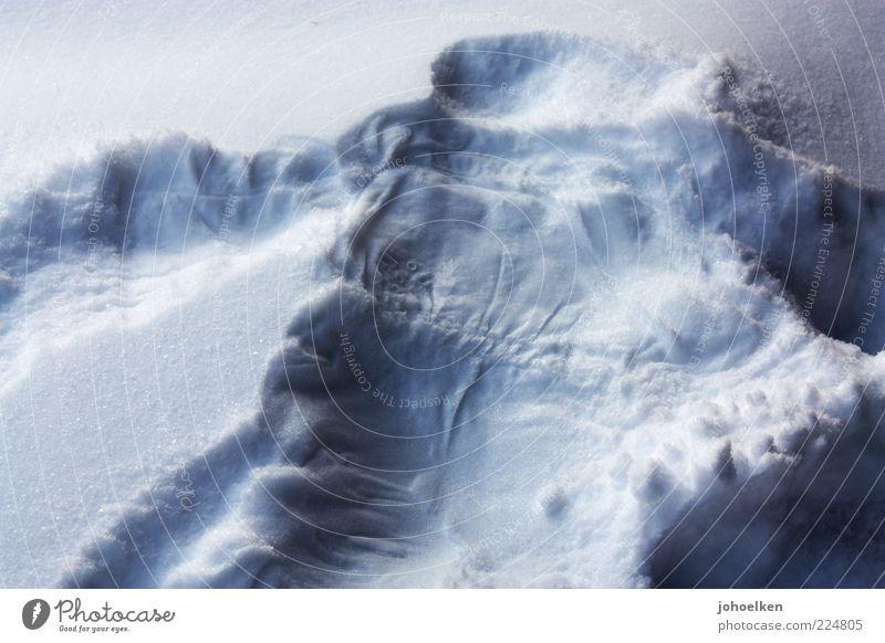 Winter Cold Snow Infancy Childhood memory Memory Impression Imprint Snow track