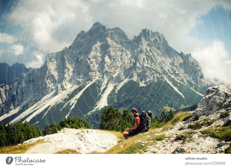 Chill with Dolomite Healthy Athletic Fitness Wellness Life Harmonious Well-being Contentment Senses Relaxation Calm Meditation Vacation & Travel Tourism Trip
