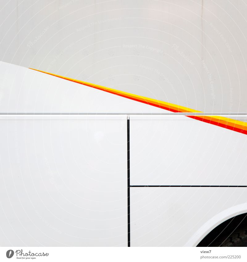 great. Vehicle Bus Metal Line Stripe Dirty Thin Authentic Simple Friendliness Fresh Cheap Uniqueness Modern Positive White Beginning Esthetic Design Elegant