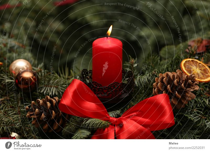 Vacation & Travel Christmas & Advent Green Red Winter Background picture Wood Happy Time Feasts & Celebrations Decoration Happiness Candle New Card Calendar