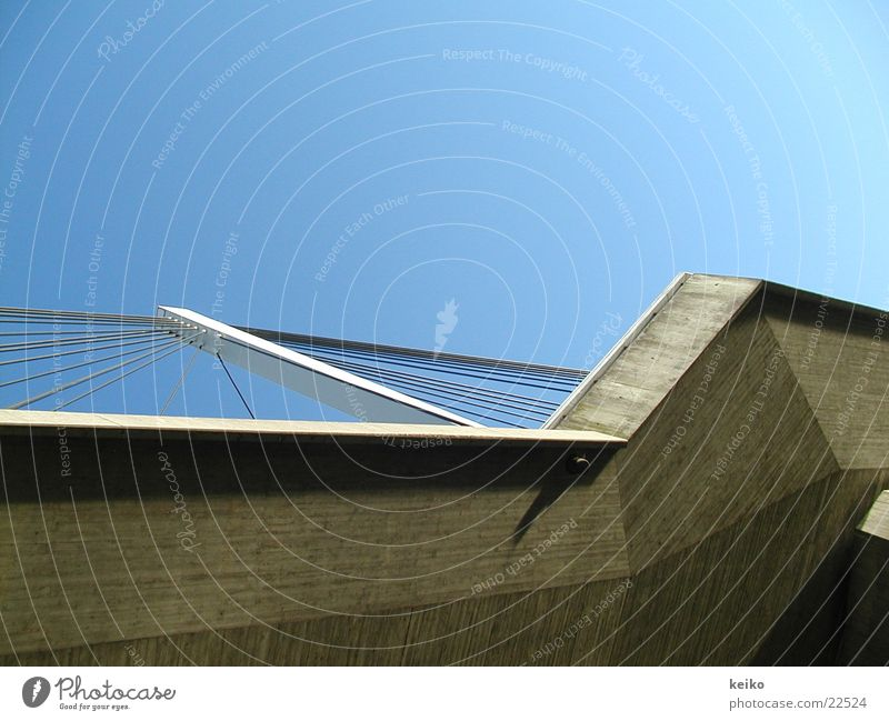 keiko Mannheim Abstract Architecture Bridge