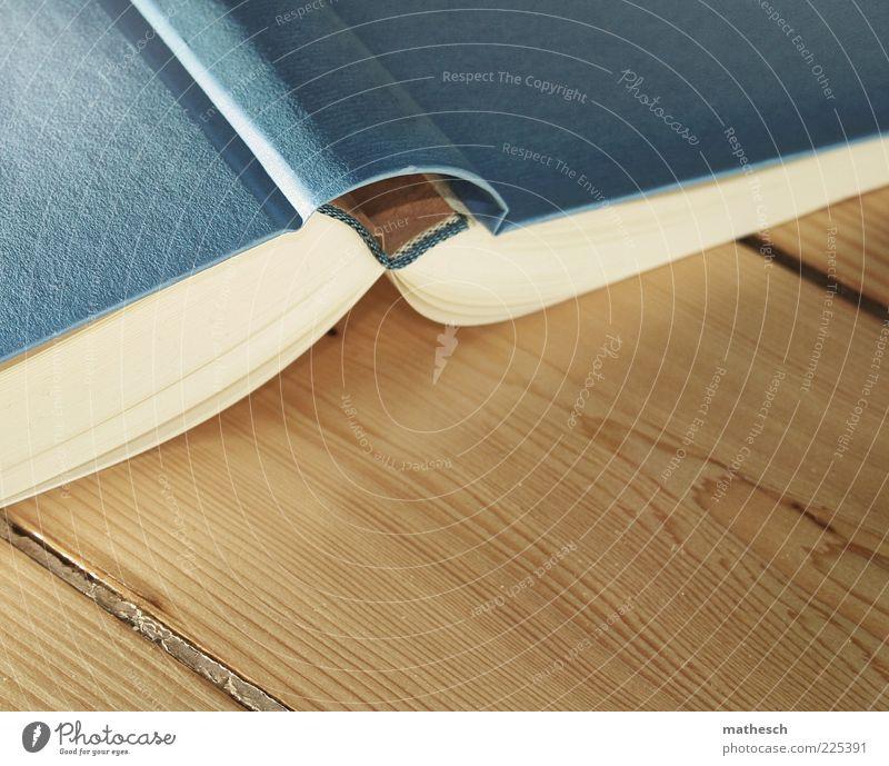 reading block Leisure and hobbies Education Media Print media Book Floorboards Wood Study Parquet floor Lie Opened Opposite 1 Binding Remote Day School