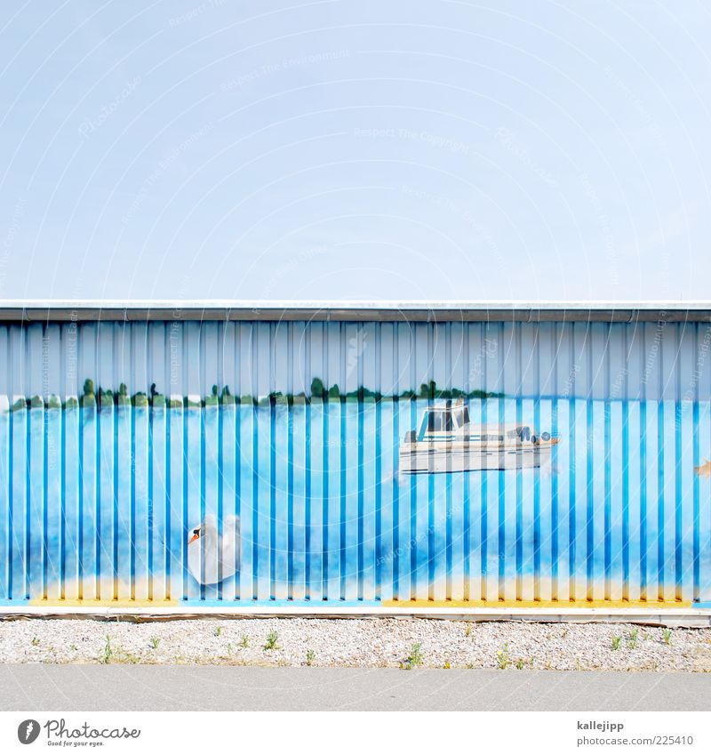 Water Blue Summer Beach Vacation & Travel Ocean Animal Graffiti Coast Lake Weather Bird Island Climate River Decoration