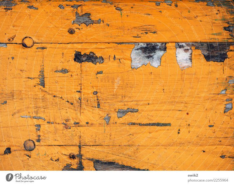Old Dye Background picture Orange Transience Bench Near Tracks Decline Destruction Flake off Abrasion Scratch mark Ravages of time