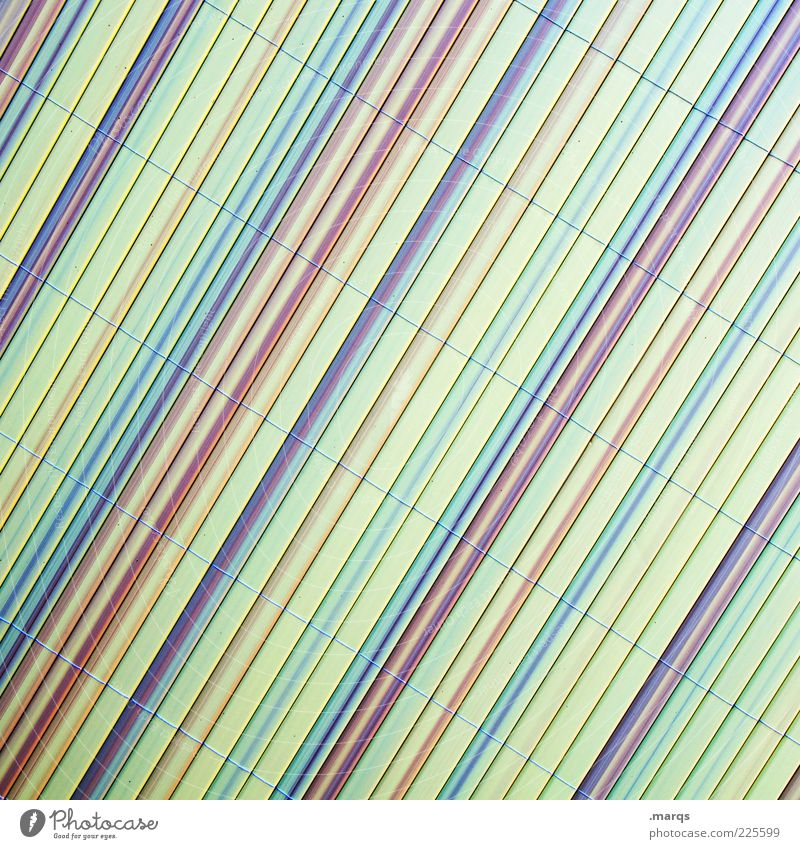 tilt Style Design Plastic Line Simple Uniqueness Multicoloured Background picture Subdued colour Close-up Abstract Pattern Structures and shapes Stripe Deserted
